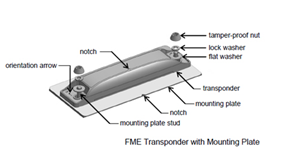 Roof mount with mounting plate