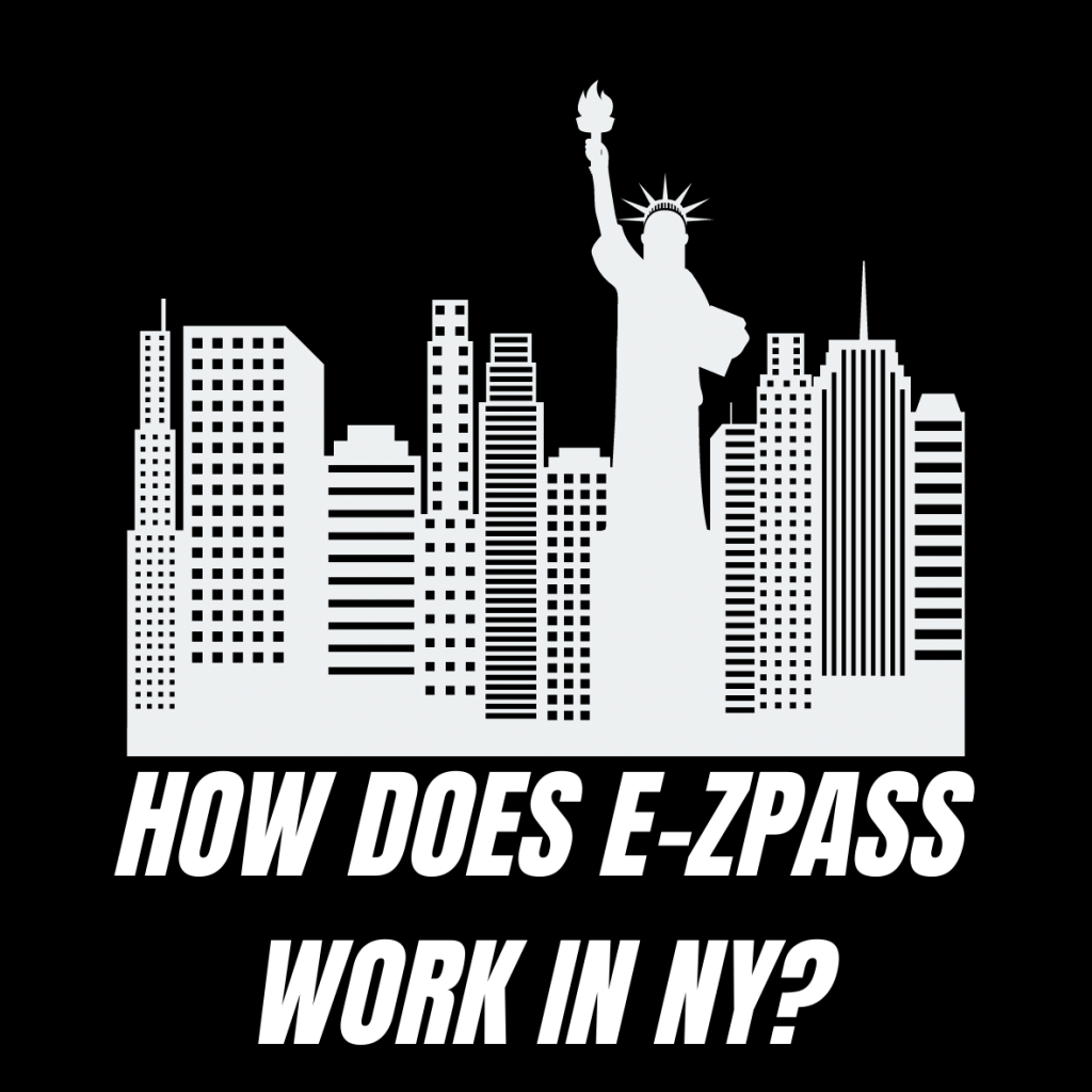 How does E-ZPass work in NY
